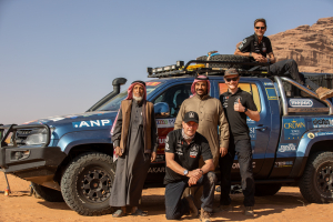 Dakar team 2021